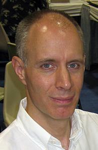 Mark Schultz, Portrait aufgenommen bei der San Diego Comic Con 2004